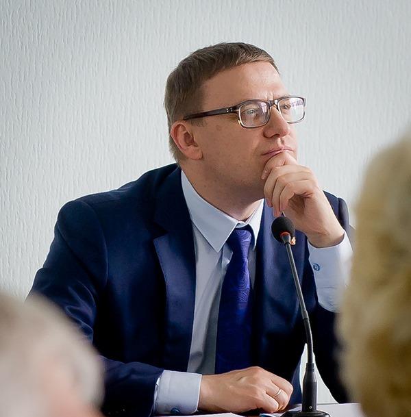 Алексей Текслер: «В моей команде – вся область»